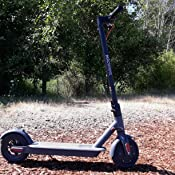 Amazon.com: Macwheel Scooter eléctrico, batería de larga ...