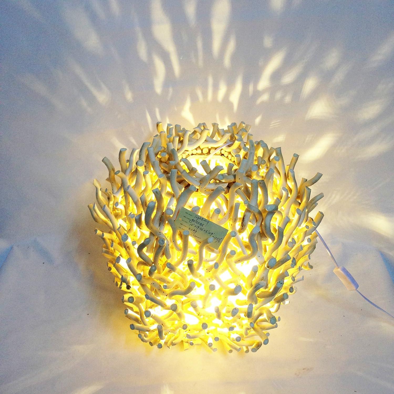 YMXJB Kreative Holztisch Schlafzimmer Lampe Beleuchtung Büro Studie dekorative Umweltschutz Lampe