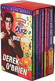 DEREK O'BRIEN - Bumper Cadbury bourn Vita Quiz Book (Box Set)
