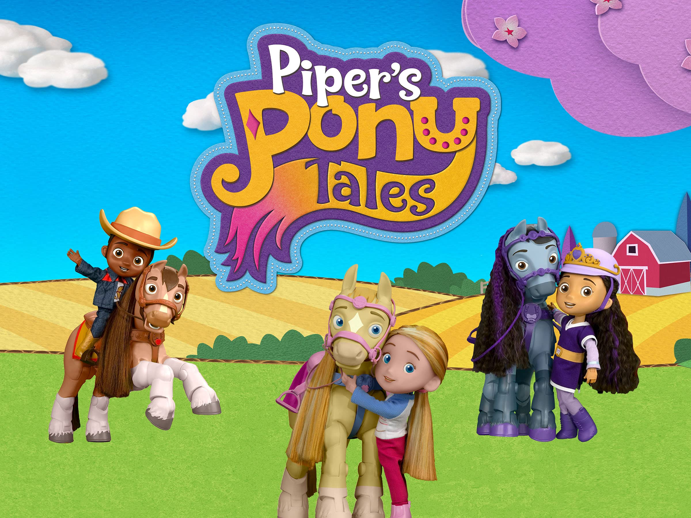 Piper's Pony Tales - Season 1