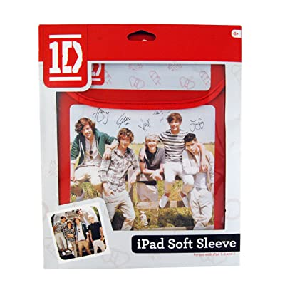 One Direction iPad Sleeve: Toys & Games