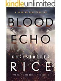 Blood Echo (The Burning Girl Book 2)