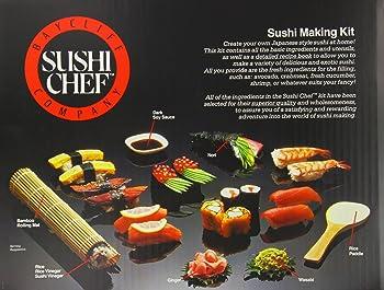 SUSHI CHEF 10 Pieces Sushi Making Kit