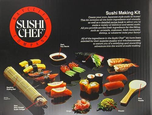Zestaw do produkcji sushi Szef kuchni Sushi