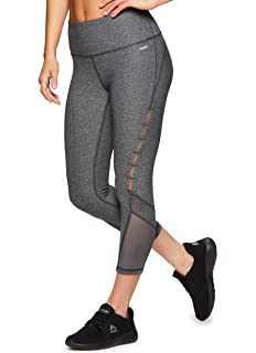 8e246bbee93e73 C9 Champion Womens Freedom Stirrup Leggings · $24.95 · RBX Active Women's  Fashion Capri Legging with Mesh Inserts