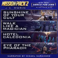 Mercy for Hire Mission Pack 2: Black Ocean: Mercy for Hire Mission Pack, Books 5-8