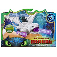 DreamWorks Dragons Lightfury Wrist Launcher, Role-Play Launcher Accessory, for Kids Aged 4 and Up