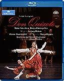 Ludwig Minkus : Don Quichotte, ballet. Yakovleva, Cherevychko, Papava, Hashimoto, Rhodes, Nureyev. [Blu-ray]