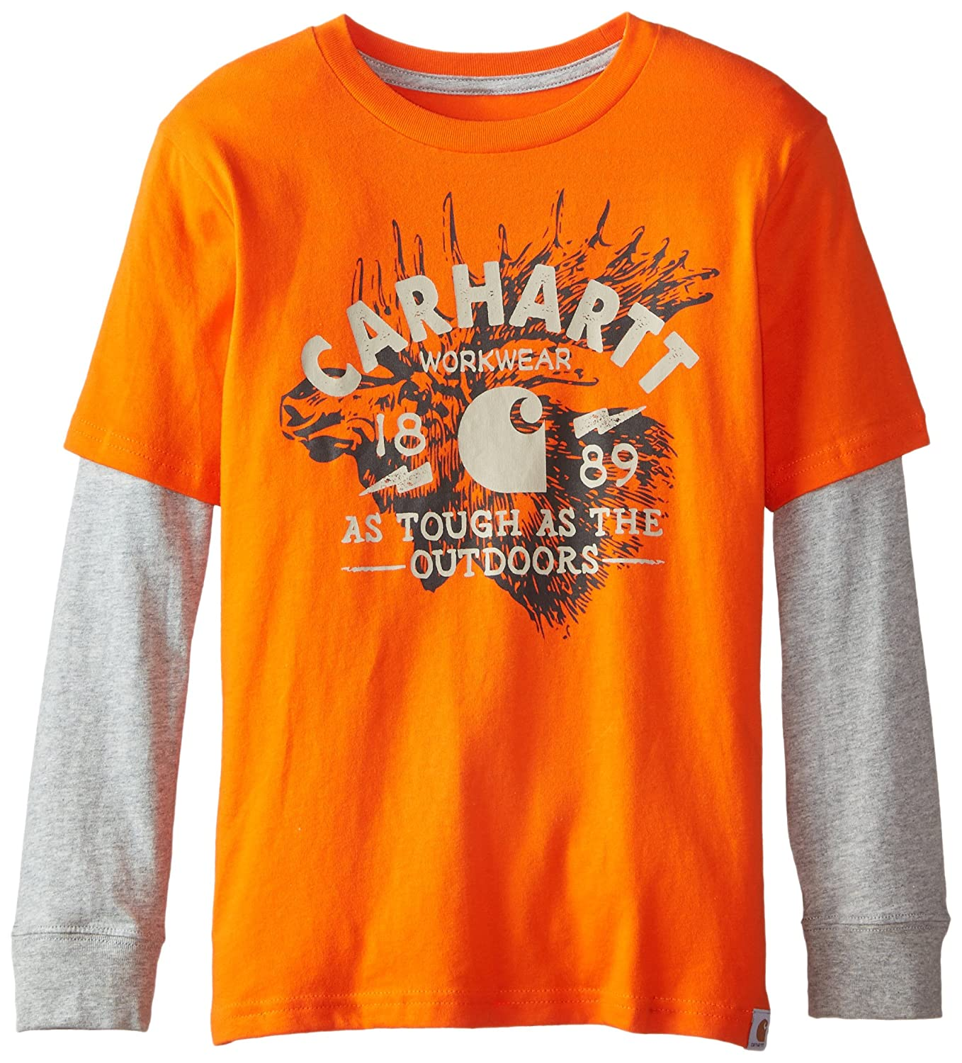 Carhartt Big Boys Tough As The Outdoors Tee