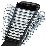 Stalwart 75-HT3009 Combo SAE & Metric Wrench Set