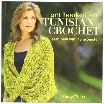GET HOOKED ON TUNISIAN CROCHET EBOOK