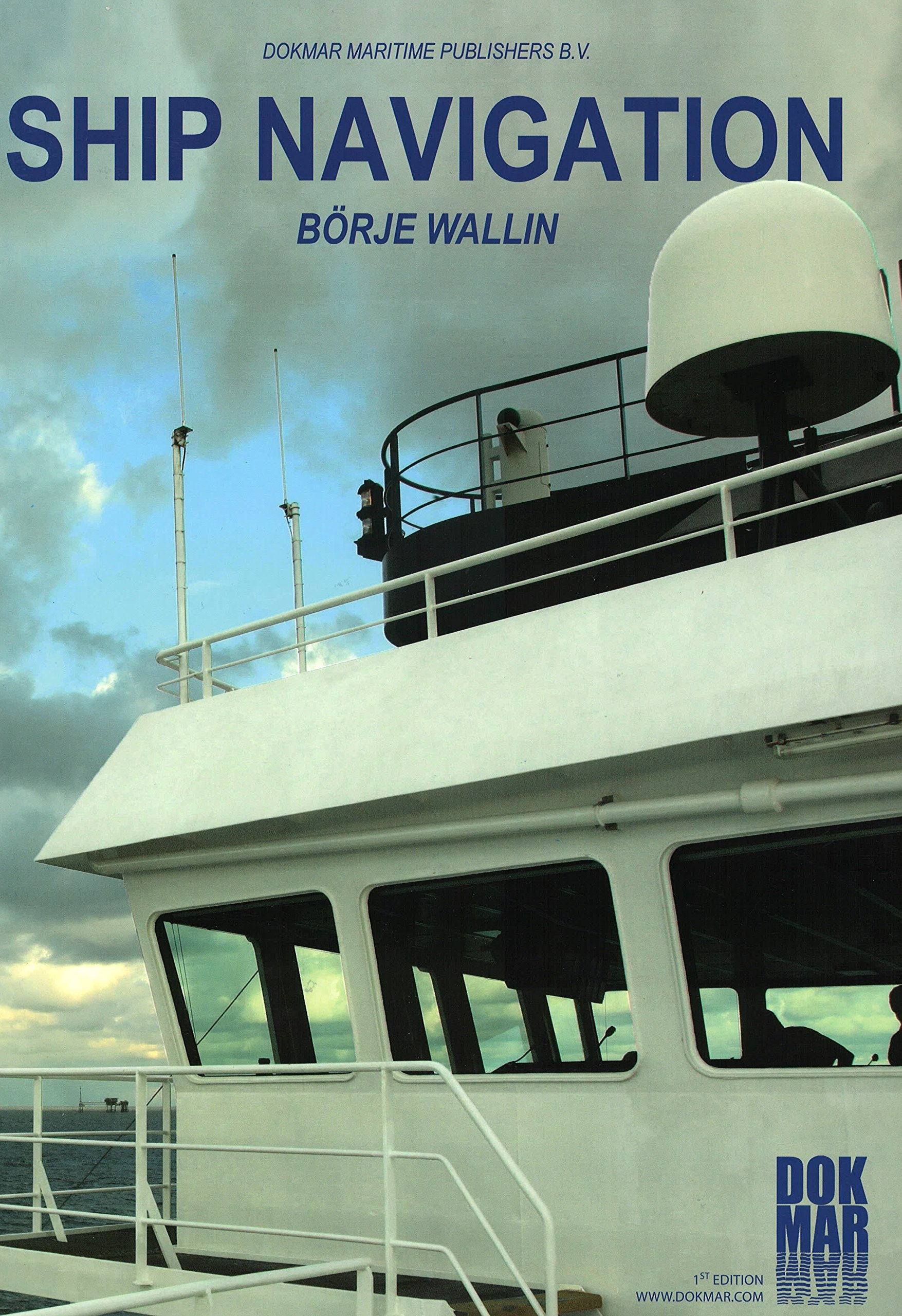 Download Ship Navigation, 1st Edition pdf