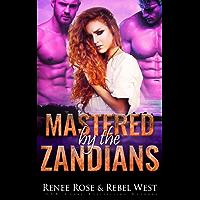 Mastered by the Zandians: Alien Warrior Reverse Harem Romance (English Edition)