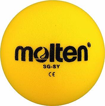 Molten Softball - Balón de fútbol blando, diámetro 180 mm, color ...