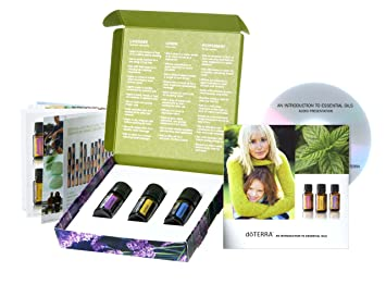 Doterra Canadian Introductory Kit 3 Of The Best Selling Certified