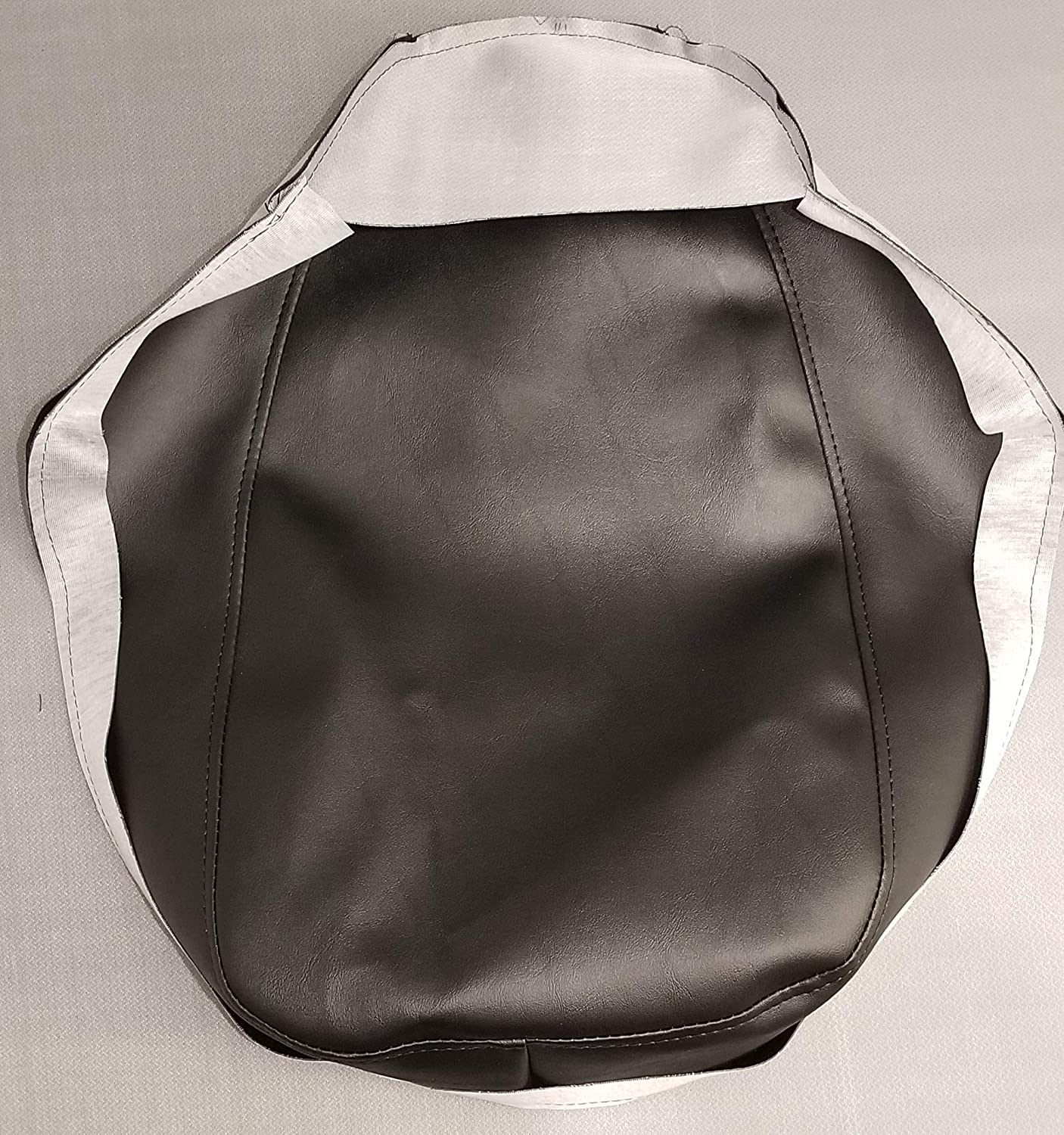 1985 ATC 250 1986 1987 FitCovers black replacement seat cover for HONDA ATC250ES BIG RED