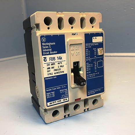 WESTINGHOUSE 20 AMP Molded Case Circuit BREAKERc Eaton Cutler-Hammer