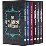 The H. P. Lovecraft Collection: Deluxe 6-Volume Box Set Edition (Arcturus Collector's Classics)