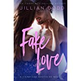 Fake Love: A Fake Engagement Romance (Crawford Brothers)