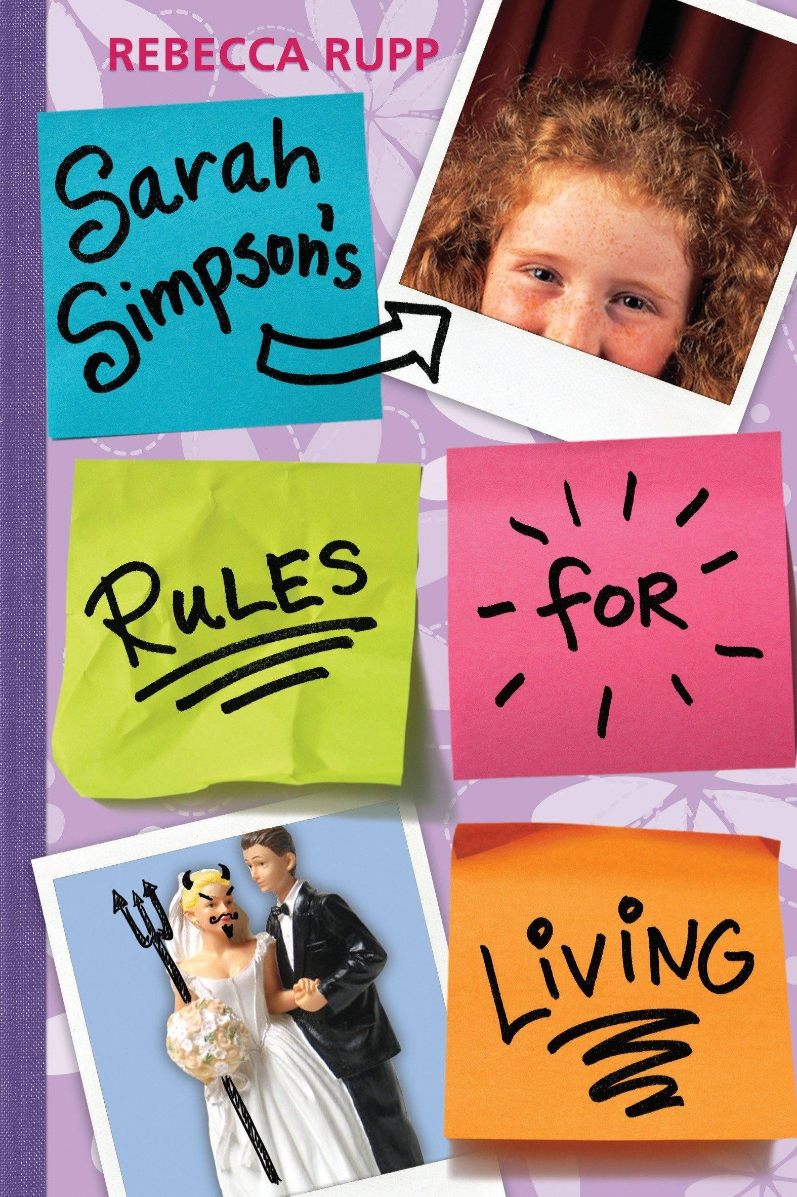 Download Sarah Simpson's Rules for Living pdf