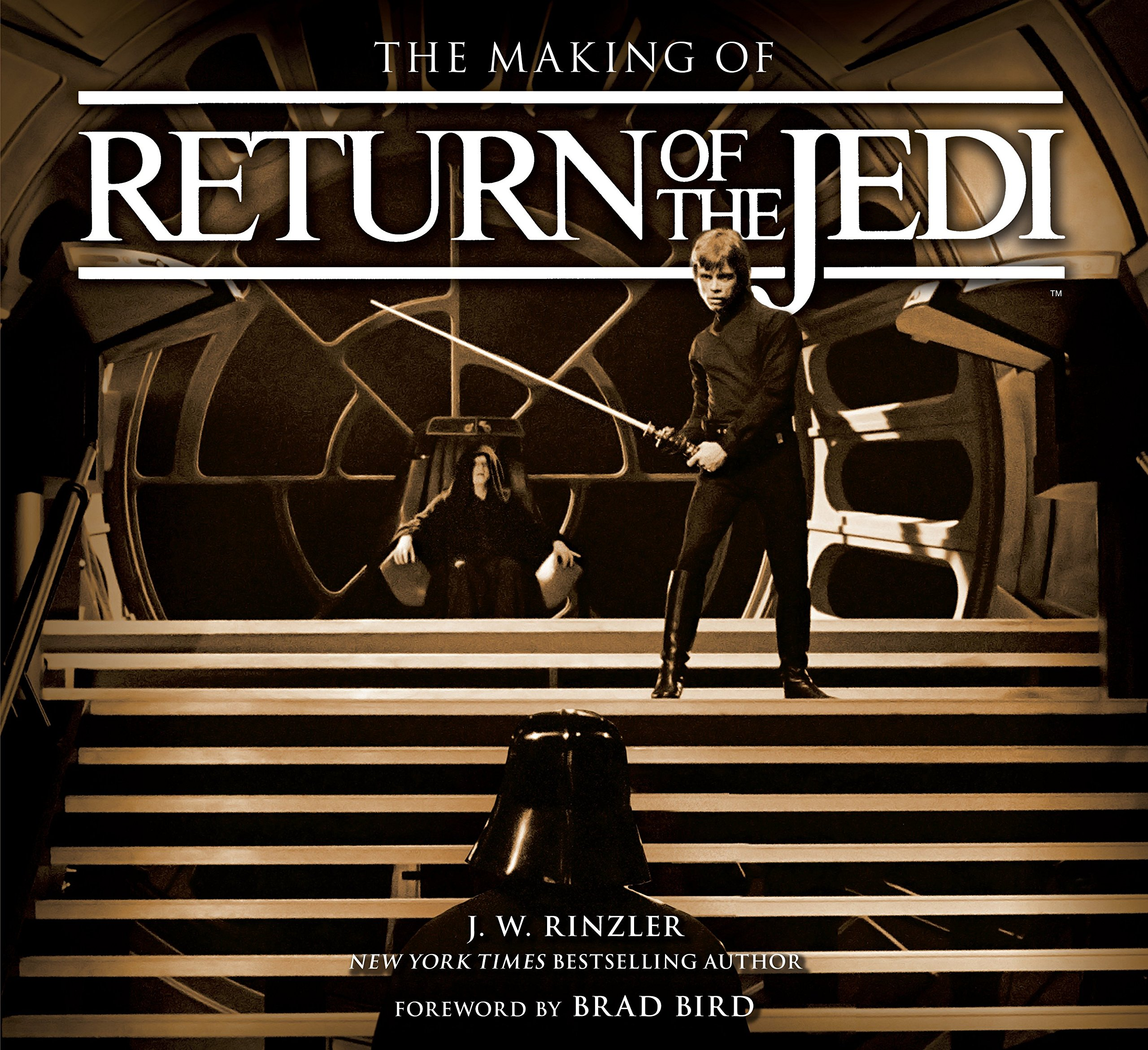 The Making of Star Wars: Return of the Jedi by Lucas Books