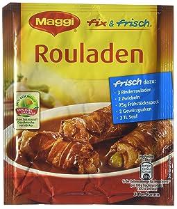 MAGGI fix & fresh rouladen (Rouladen) (Pack of 4)