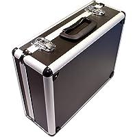 PeakTech 7300 Universele koffer voor meetapparaten, robuuste draagkoffer, gereedschapsopslag, kubusschuim platen…
