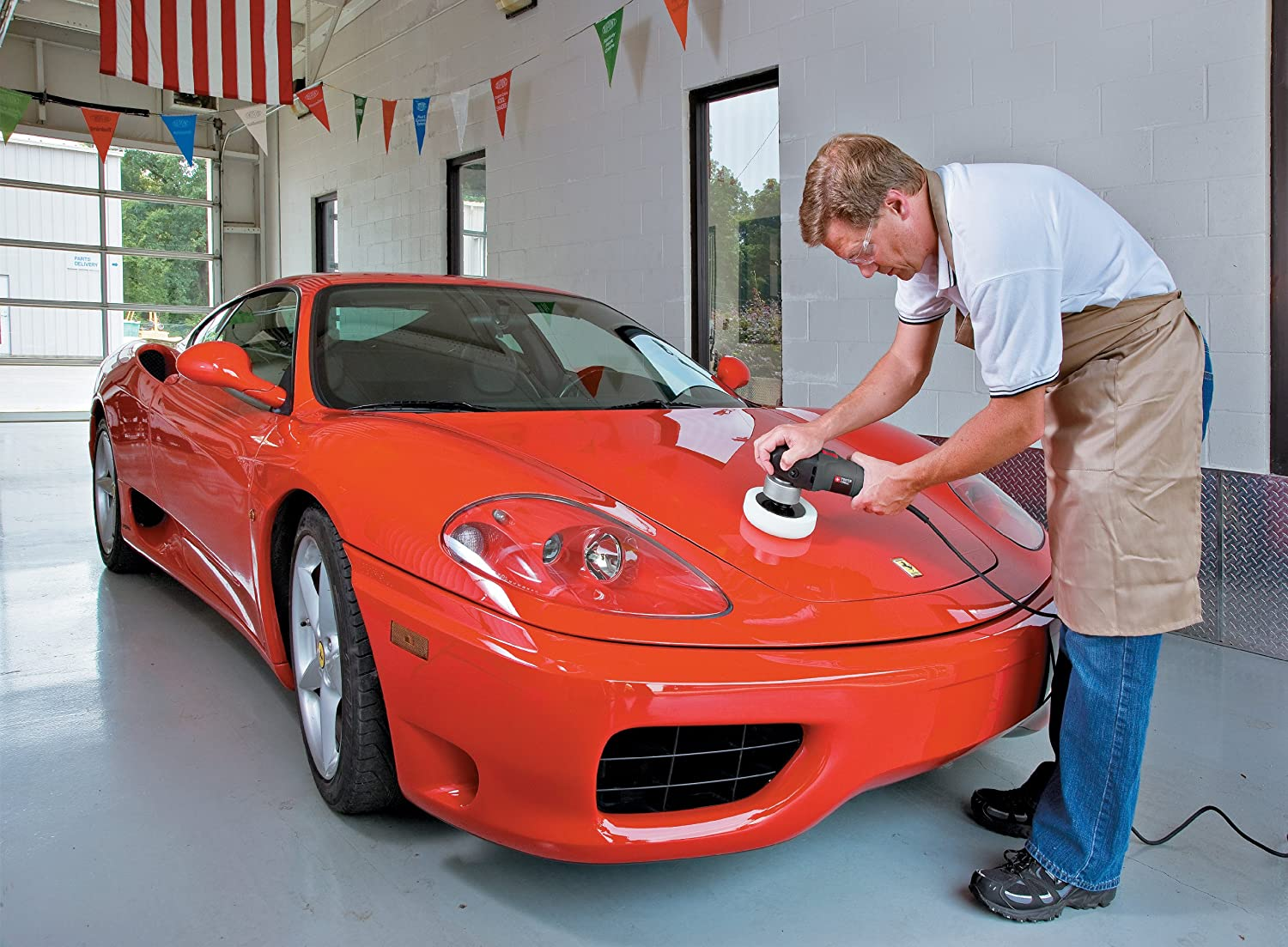 Polisher Your Car