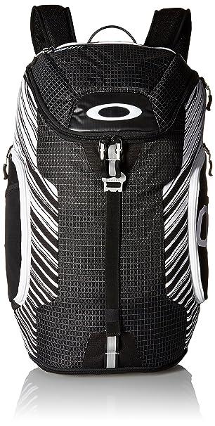 Oakley ENLACE negros de paquete mochilas blancas: Amazon.es: Ropa y accesorios