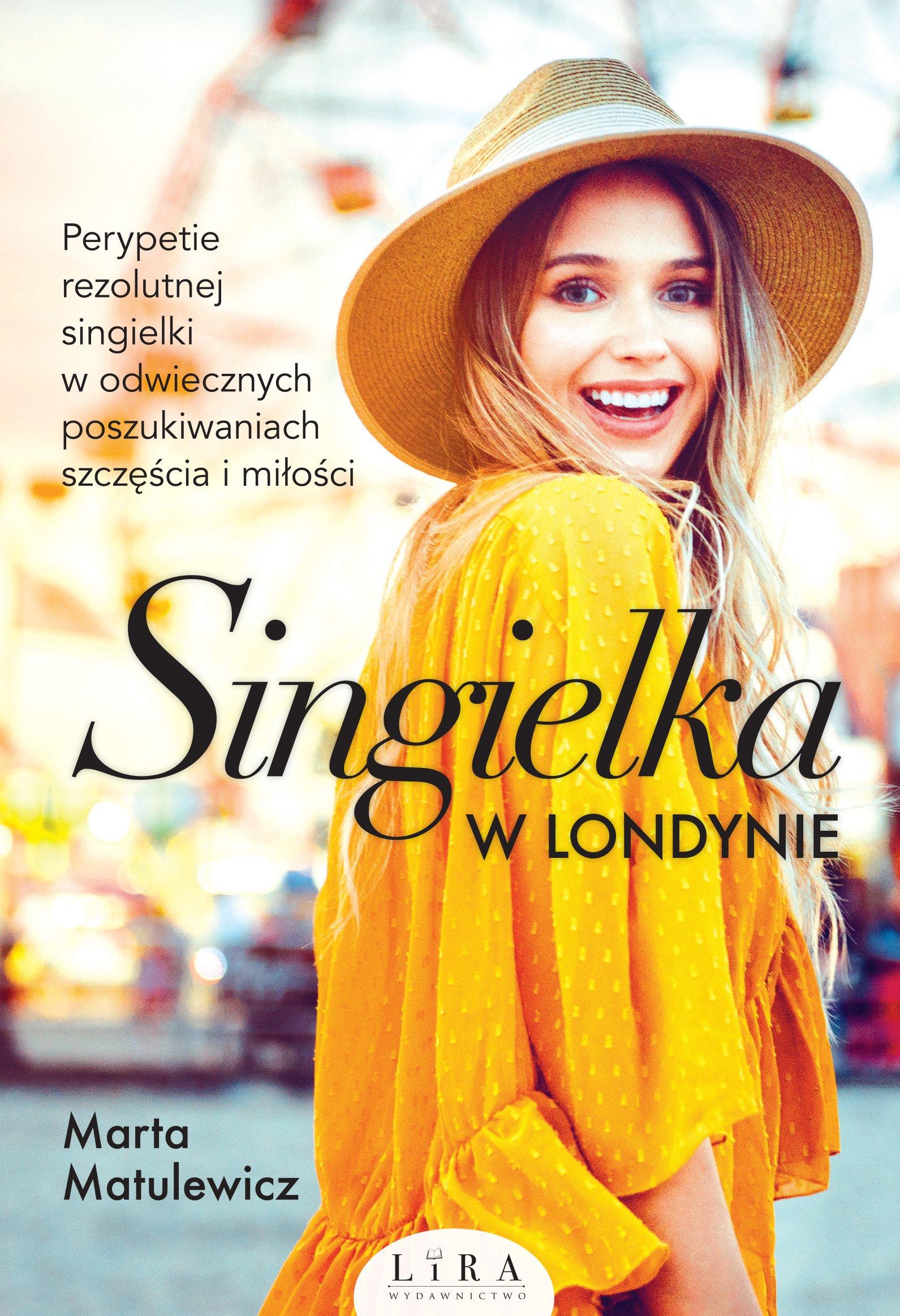 Read Online Singielka w Londynie pdf