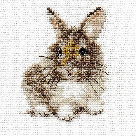 Fox Alisa Cross Stitch Kit
