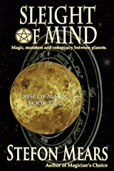Sleight of Mind (Rise of Magic Book 2) Kindle Edition