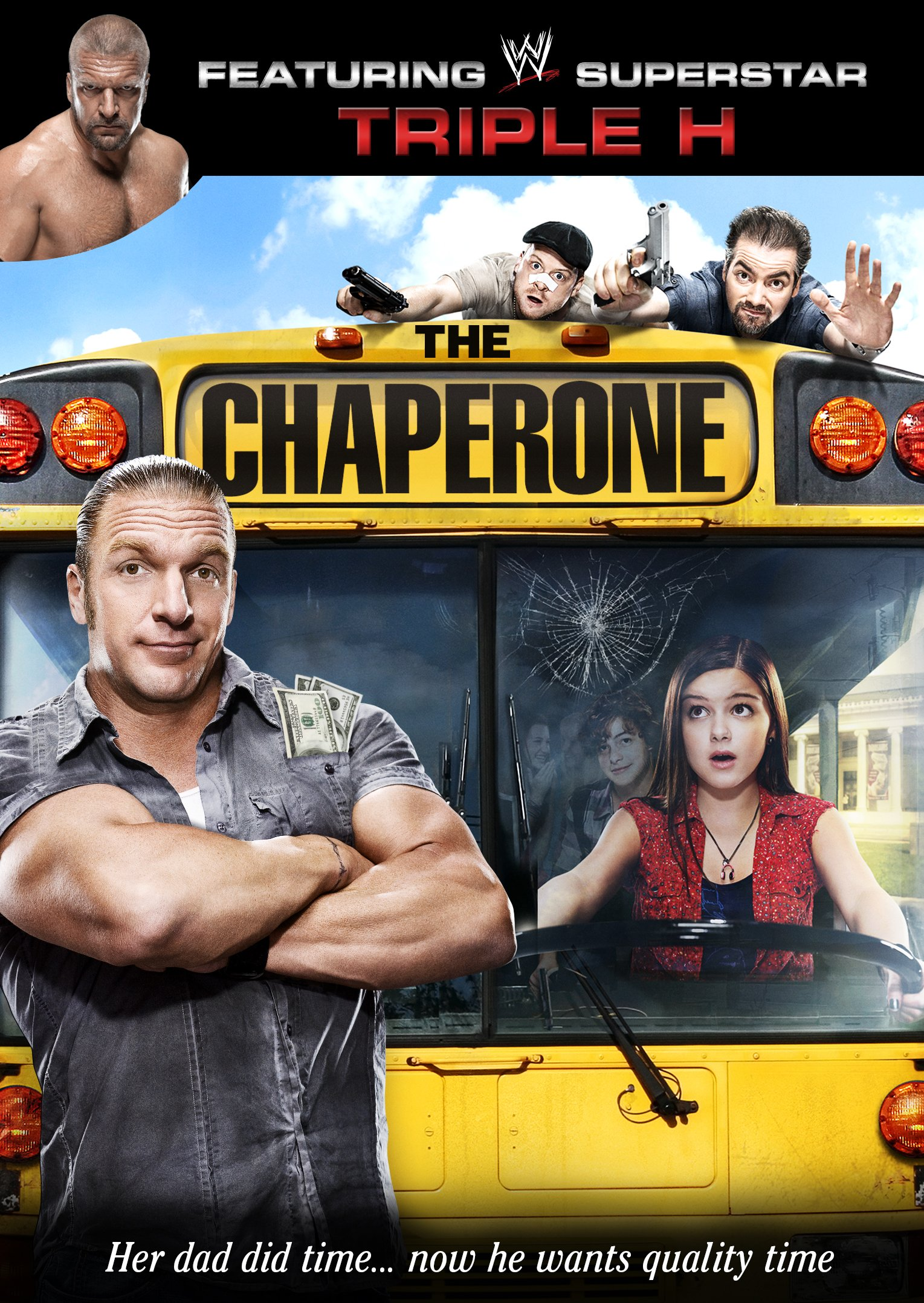 DVD : The Chaperone (DVD)