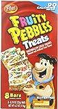 Post Fruity Pebbles Treats, 8-Count Treats (Pack of 4)