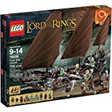 LEGO LOTR 79008 Pirate Ship Ambush (Discontinued by manufacturer)