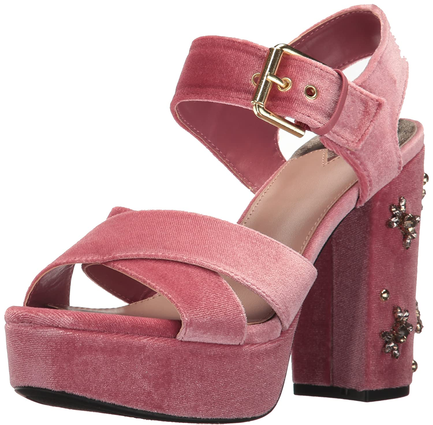 b141c1616a43b1 Circus by Sam Edelman Women s Morgan Platform  Amazon.com.au  Fashion