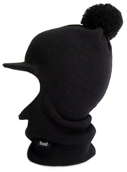 Amazon.com  Frost Hats Winter Boy s Hat Balaclava Ski Mask Knit ... 0dfd5f21558