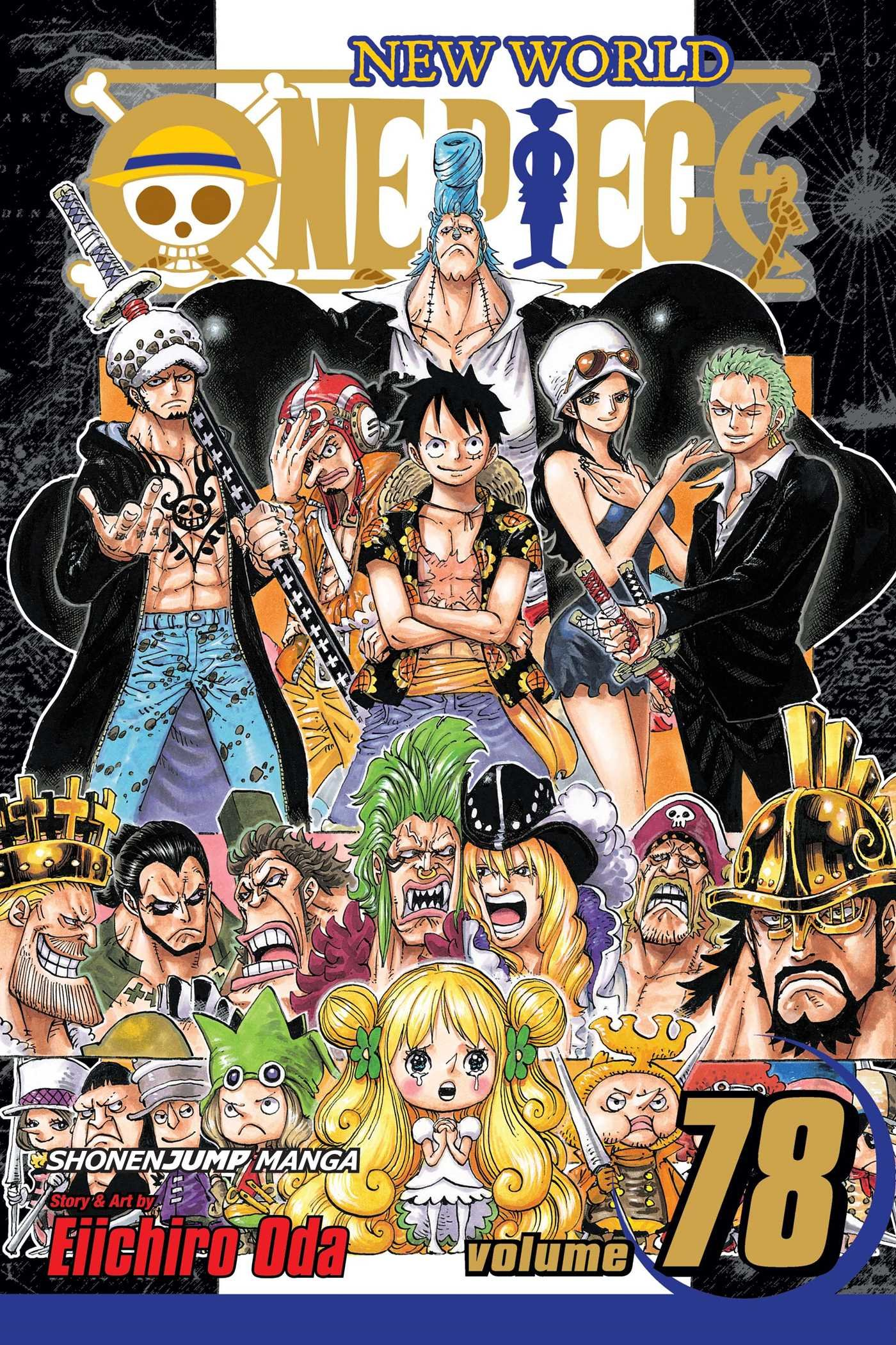 One Piece Vol Eiichiro Oda product image