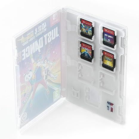 Nintendo Switch Estuche para juegos / Cartucho de tarjeta ...