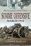British Expeditionary Force - Somme Offensive: March 1918