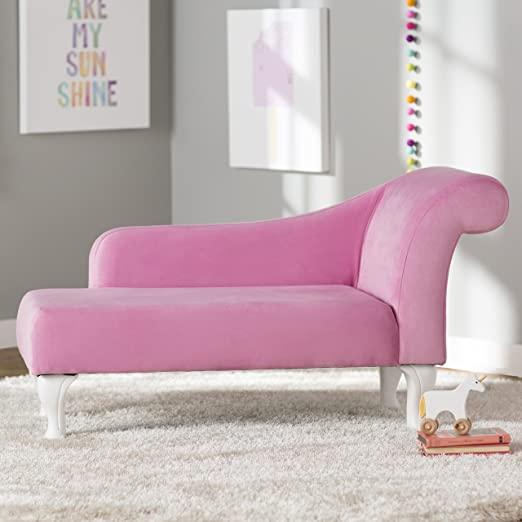 Amazon.com: Viv Contemporary Stylish Furniture - Kids Chaise Lounge ...