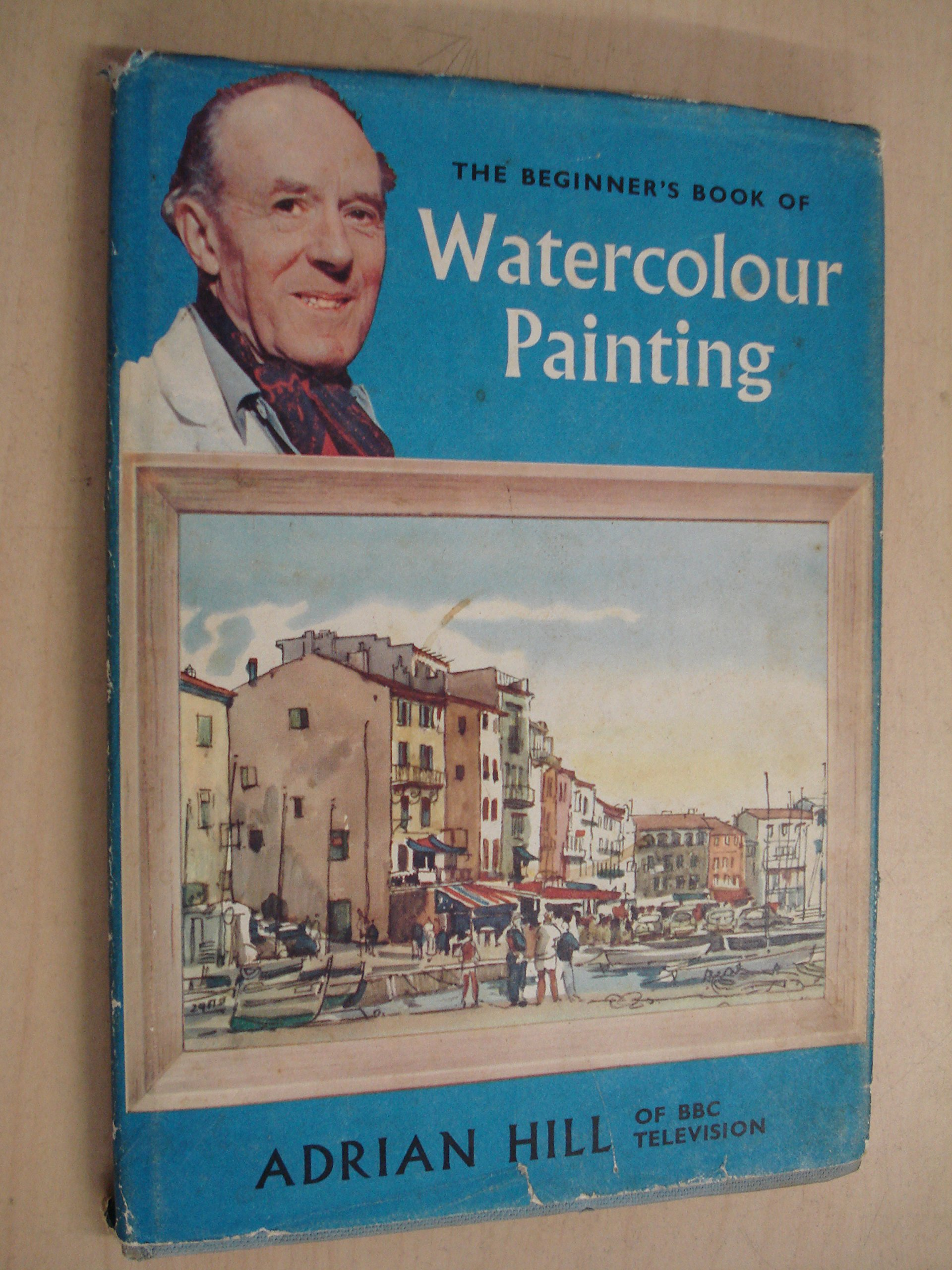 The Beginner's Book of Oil Painting