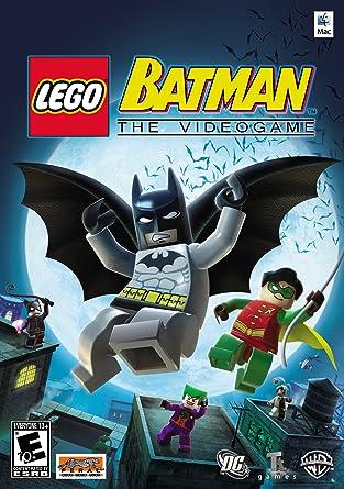 Lego batman 2 game