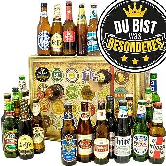 Du Bist Was Besonderes Bieradventskalender Mit Bieren Aus