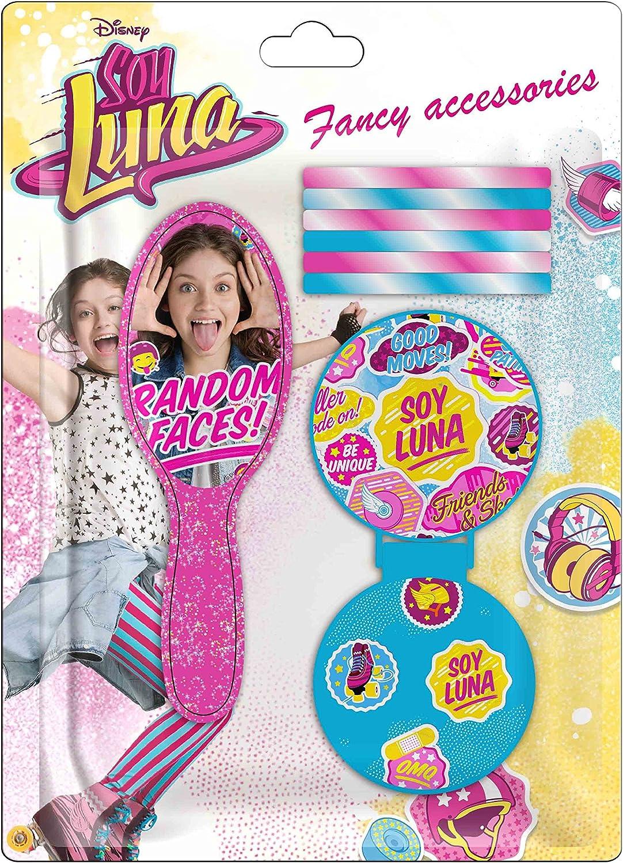 Soy Luna- Blíster con accesorio para cabello, unica (Kids Euroswan WDSL053): Amazon.es: Juguetes y juegos