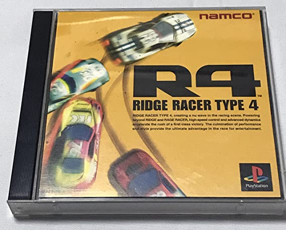 R4: Ridge Racer Type 4 PSX [Japan Import]: Amazon.es ...