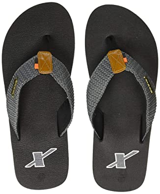 Sparx Men's Jute Flip Flop and Slippers Men's Flip-Flops & Slippers at amazon