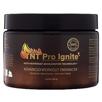 TNT Pro Ignite Stomach Fat Burner Body Slimming Cream With HEAT Sweat  Technology -