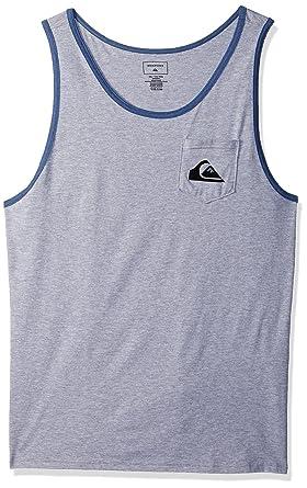 85f045f41f9c7 Amazon.com  Quiksilver Men s Vice Versa Tank Top Tee Shirt  Clothing