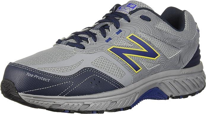 New Balance 510v4 Cushioning, Zapato para Correr Estilo Trail ...